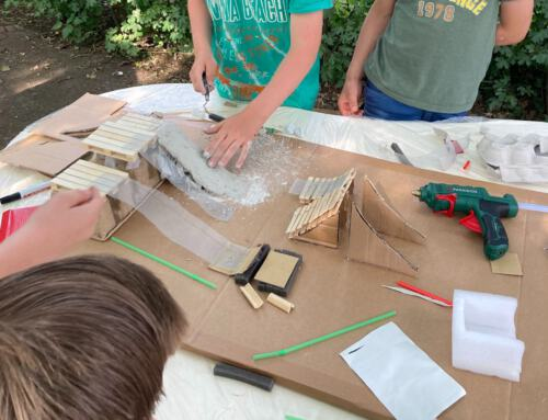 Dirtpark Workshop – kein Protokoll